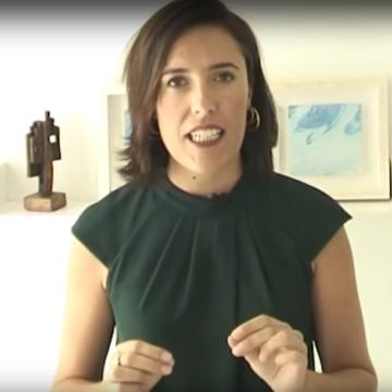 Aprende a hablar en público con Maitane Moreno