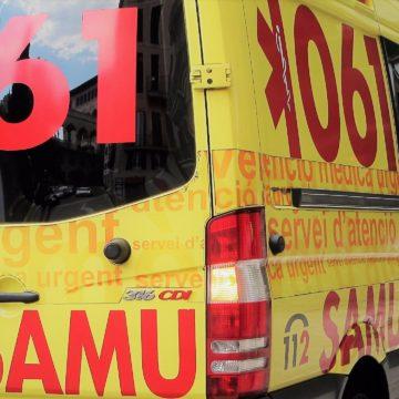 Heridas dos personas de 15 y 51 años en sendos accidentes de moto en Felanitx y Marratxí