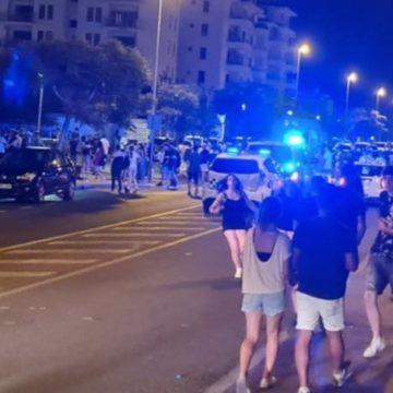 """El Partido Popular (PP) pide un mayor refuerzo policial para frenar """"el descontrol"""" del botellón en Alcudia"""