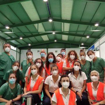Los centros de vacunación masiva de COVID de Inca y Manacor cierran esta tarde