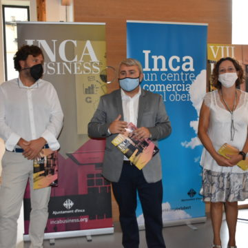 Javier Batanero, Pau Garcia-Milà e Inés Torremocha, ponentes del VIII ciclo de conferencias Incabusiness