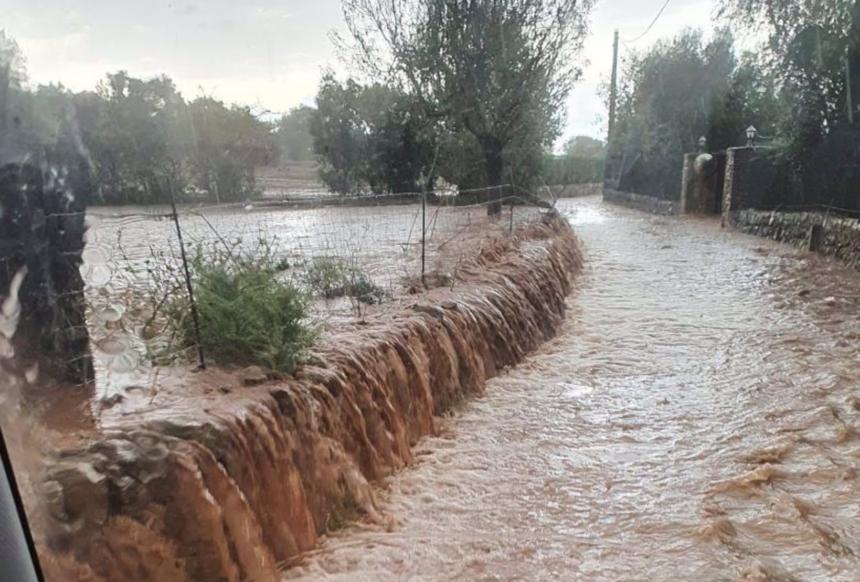 Desactivada la alerta naranja en Baleares tras el paso de la DANA que ha registrado 154 incidentes