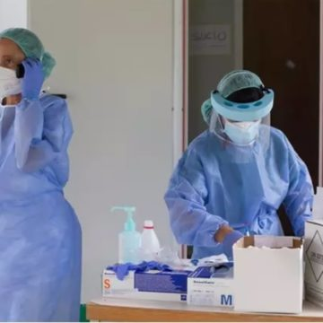La presión hospitalaria por casos COVID sigue bajando en una jornada con 42 nuevos contagios