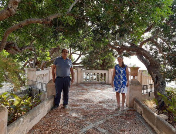 Los jardines de Nazaret de Palma quedan abiertos al público