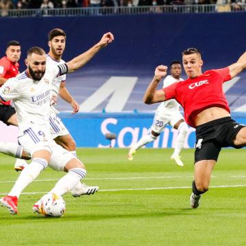 El Real Madrid le hace media docena de goles al RCD Mallorca, tres de un Marco Asensio estelar