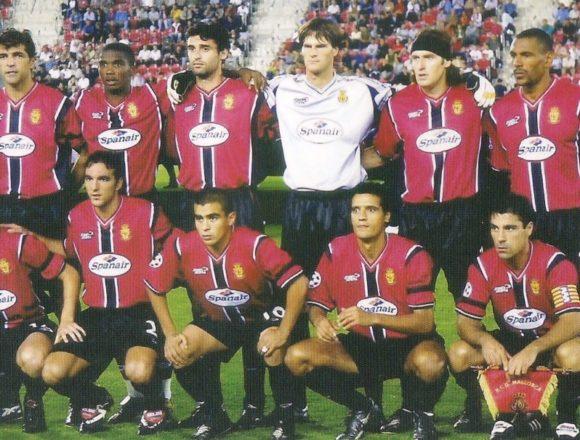 20 años desde el debut del RCD Mallorca en la Champions League