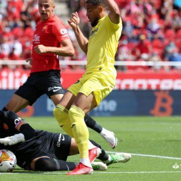 Mallorca y Villarreal empatan en Son Moix un partido que pudo ganar cualquiera (0-0)