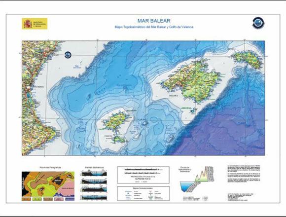 Baleares cuenta con un campo volcánico submarino de 118 volcanes