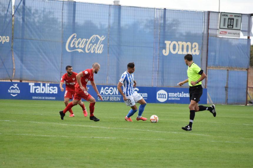 El ATB no puede con el Linares pero continúa segundo (1-1)