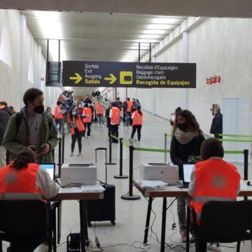 Baleares levantará los controles sanitarios en puertos y aeropuertos el 31 de octubre