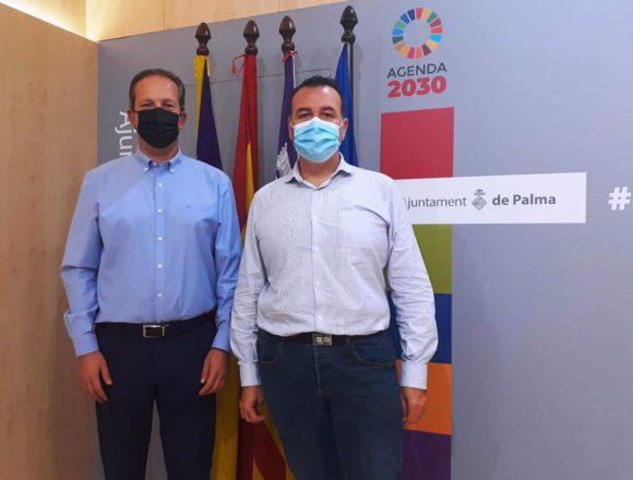 La EMT de Palma recupera cerca del 60% del pasaje previo a la pandemia