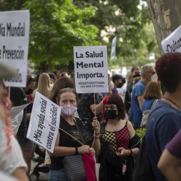 España es el tercer país europeo más preocupado por la salud mental, según un estudio