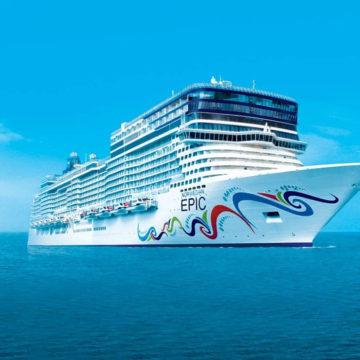 Cinco cruceros recalan este lunes en el puerto de Palma